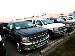 Le marché automobile américain en forme grâce aux pickups