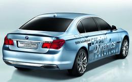 Salon de Francfort 2009 : la BMW 750 Hybrid