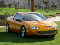 DiMora JX Coupe Concept