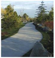 Une route écologique construite au Canada
