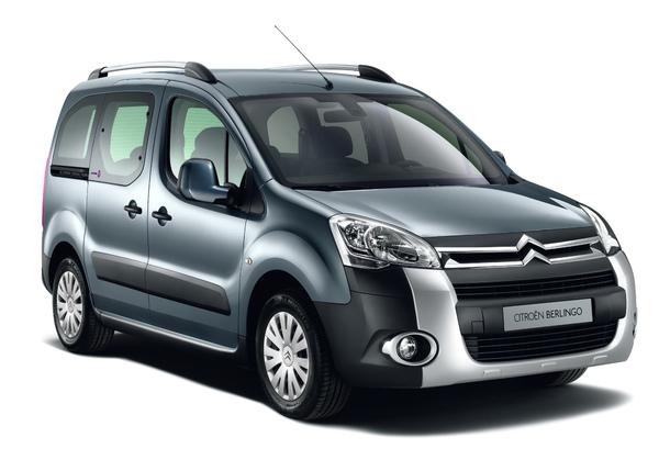 Citroën C-Crosser et Berlingo Rossignol : tout schuss