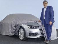 Audi A4: un avant-goût du restylage
