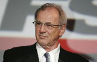 Jacques Régis s'en  va