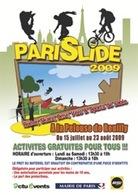 PariSlide 2009 : le sport écolo à l'honneur