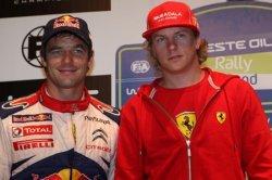 La savoureuse spéculation du jour : Sébastien Loeb et Kimi Räikkonen en Peugeot 908 aux 24h du Mans