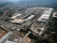 Visitez l'usine Seat de Martorell grâce à un drone