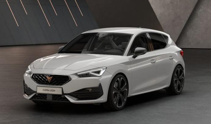 Cupra Leon hybride rechargeable (2020) : à partir de 39 600 €