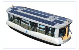 Un Ferry boat électro-solaire lancé à Marseille en 2010
