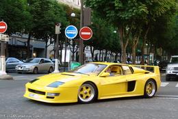 Photos du jour : Ferrari  Testarossa Koenig