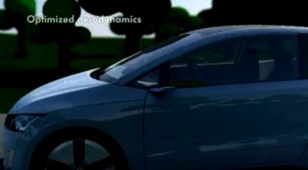 [Vidéo] La Volkswagen Up! Lite Concept dans la nature