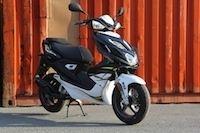 MBK/scooters 50 : l'offre de financement 10 fois sans frais prolongée jusqu'au 31 décembre