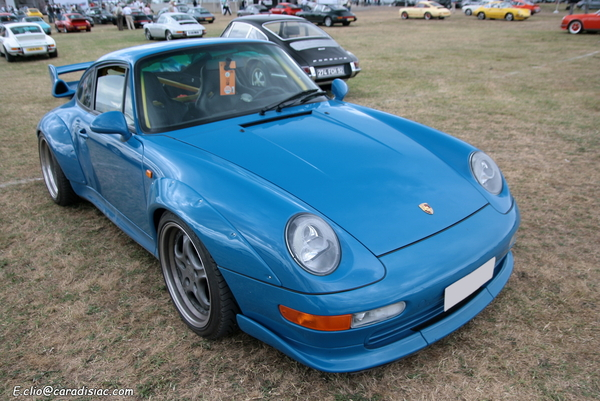 Photos du jour : Porsche 993 GT2