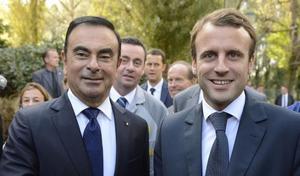 Renault: l'État cède les actions Macron