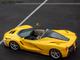 La Ferrari LaFerrari Spider se précise