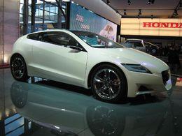 Deux modèles hybrides Honda en 2010: la Fit et le coupé CR-Z