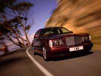 Levée d'écrou pour Bentley Arnage