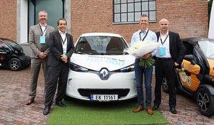 Renault: le cap des 100000 voitures électriques vendues