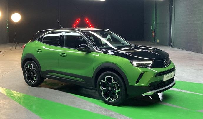 Présentation vidéo - Opel Mokka (2021) : révolution stylistique