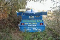 Saucisse du vendredi : BX un Ricard de trop, un Ricard quand même..
