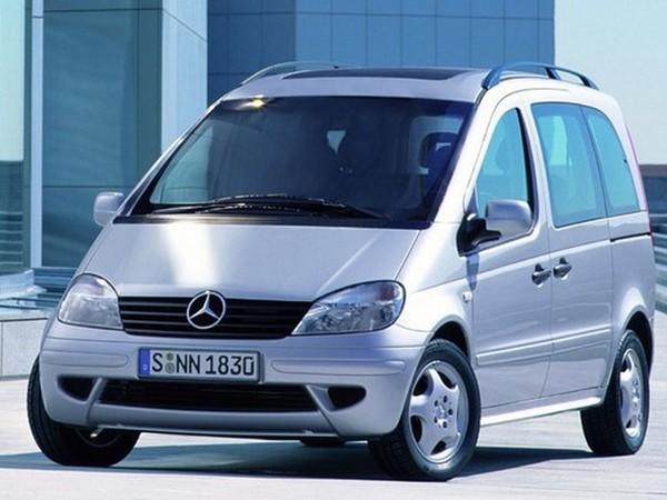 Le prochain Mercedes Vaneo basé sur un Renault Kangoo ?