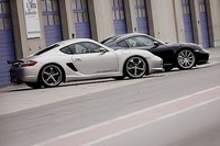 Cayman Sportec et Speedart, la rencontre..