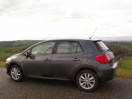La Toyota Auris hybride à l'horizon 2010