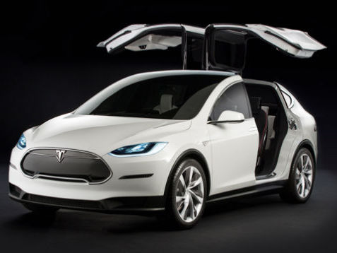 La Tesla Model X encore reportée