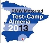 BMW Motorrad Test-Camp 2014: direction Almeria
