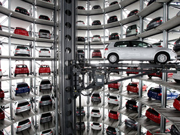 Le parc automobile allemand n'a jamais été aussi vieux