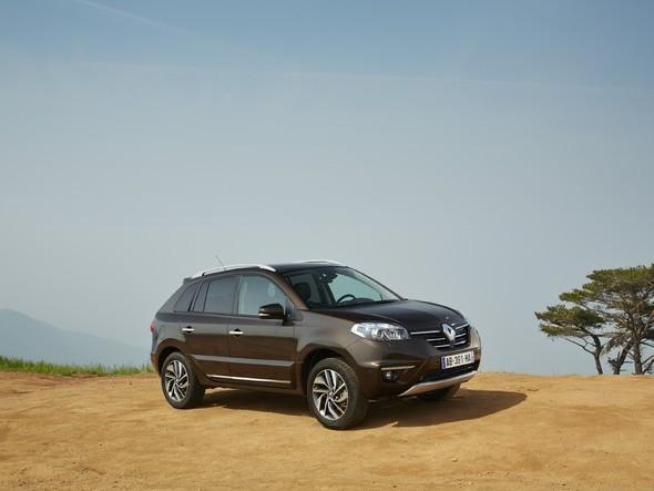 Renault dévoile les tarifs du Koleos restylé
