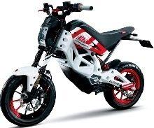 Actualité moto - Suzuki: une Extrigger électrisante