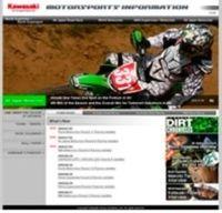 Le site d'informations sportives Kawasaki fait peau neuve