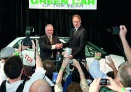 Audi A3 TDI, élue Green Car Of The Year