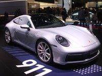 Porsche 911 : découvrez les premières images en direct du salon de Genève