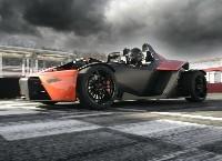 Vidéo: KTM X-Bow GT4 en course