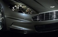 Future Aston Martin DBX : supercar !