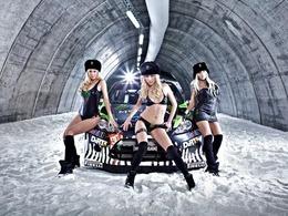 WRC : Ken Block annonce son programme en vidéo et avec 3 copines