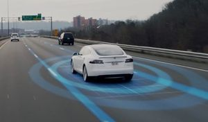 Tesla : le système Autopilot mis à jour