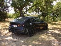 Futur BMW V5: surpris à l'ombre