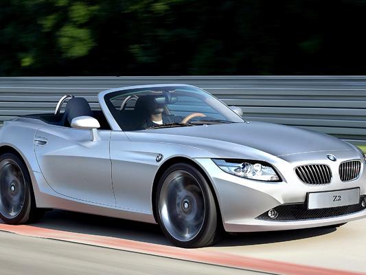 Genève 2011 : un concept de petit roadster pour BMW