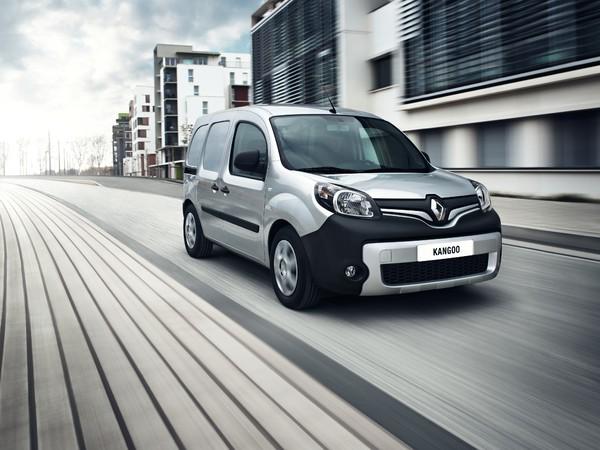 Le Renault Kangoo restylé élu utilitaire de l'année