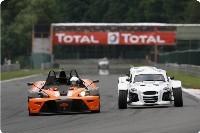 GT4 à Spa: 8 marques en piste!