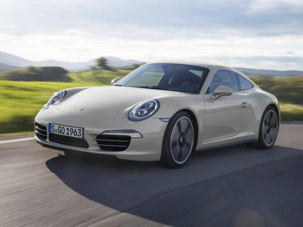 """Le pack """"50th anniversary"""" finalement disponible sur toutes les Porsche 911"""