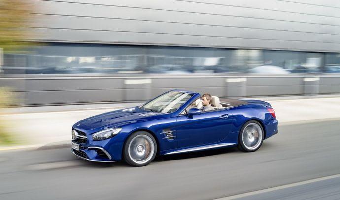 Futur Mercedes SL : de gros changements à venir