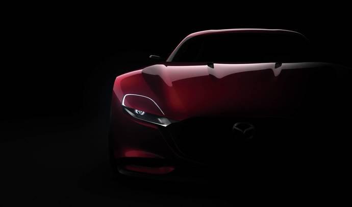 Future Mazda 3 : une identité visuelle héritée du concept RX-Vision