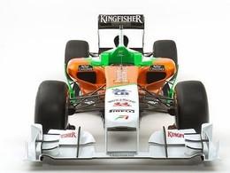 F1 - Force India présente sa VJM04