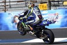 MotoGP - Etats-Unis : Rossi a connu un de ses pires vendredi