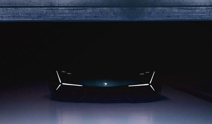 Lamborghini annonce la supercar du futur