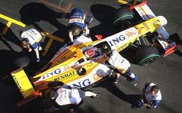 Renault F1 : pas 1, pas 2 mais 4 acheteurs
