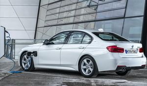 """BMW : des modèles électriques à venir, mais pas dans la gamme """"i"""""""